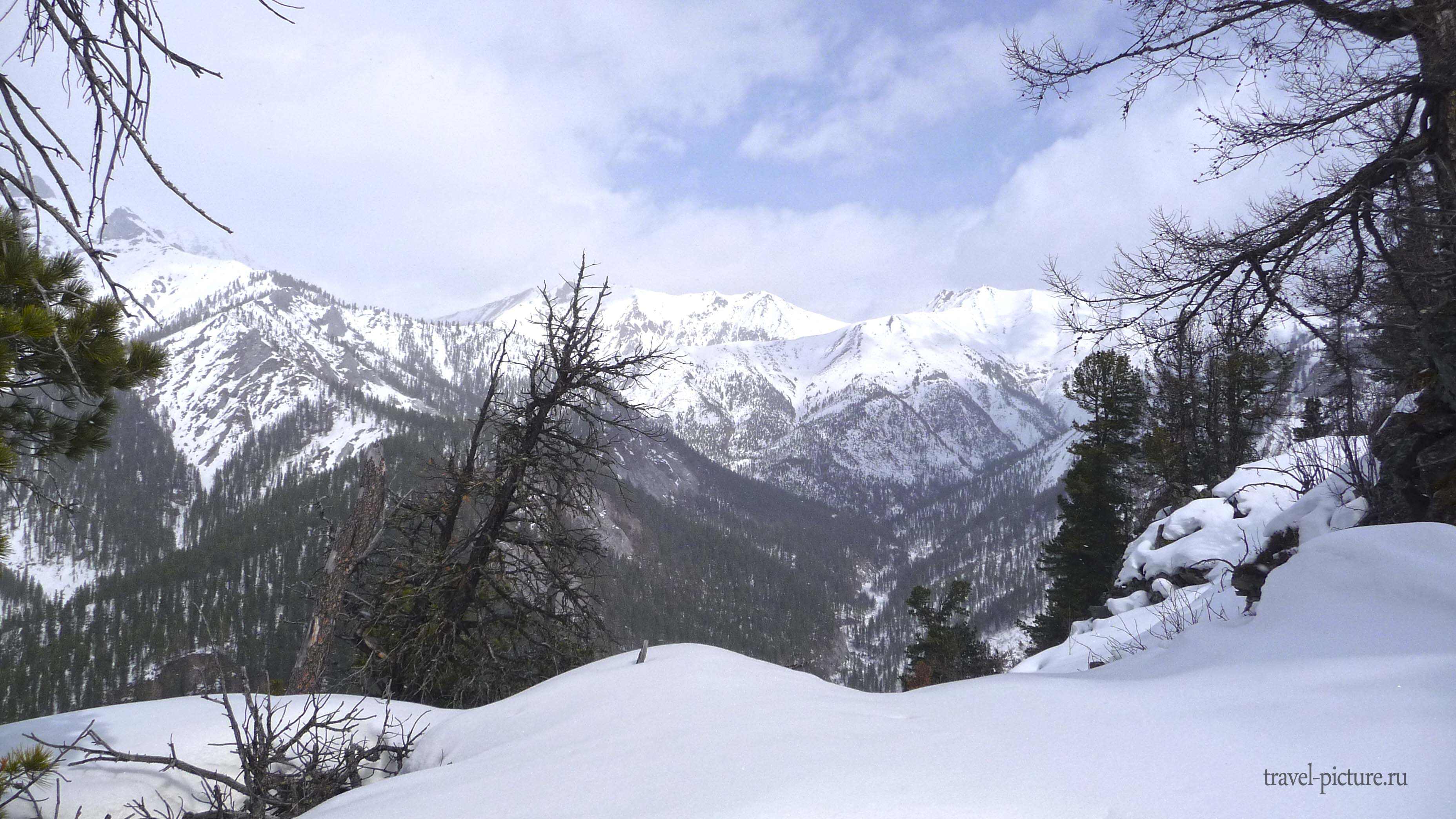 Зимний Аршан