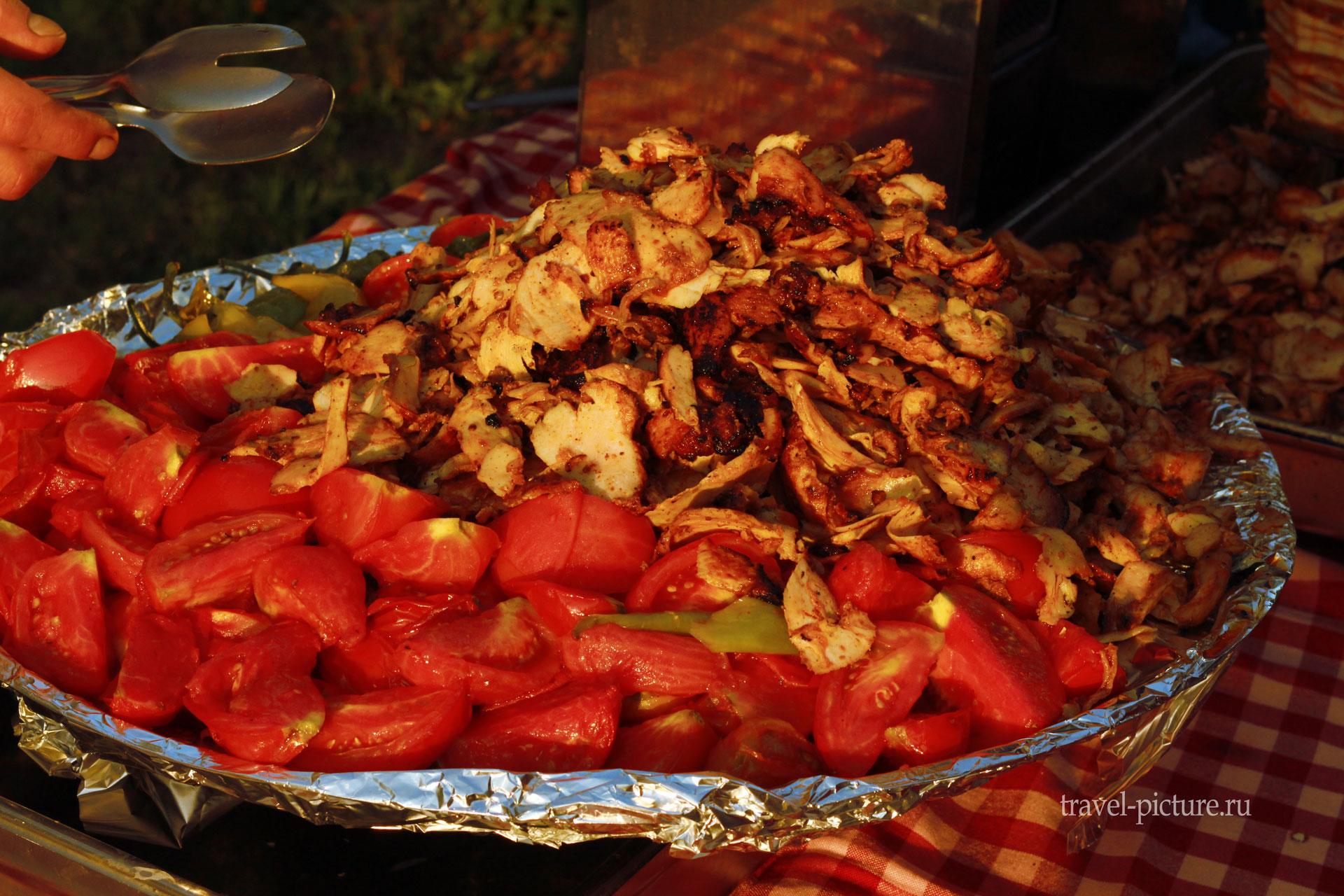 рецепт кебаб в домашних условиях