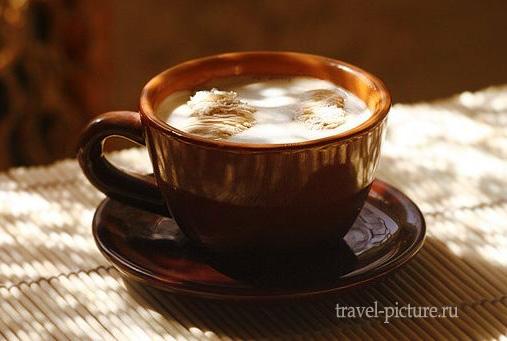 турецкий кофе и спиртные напитки Турции