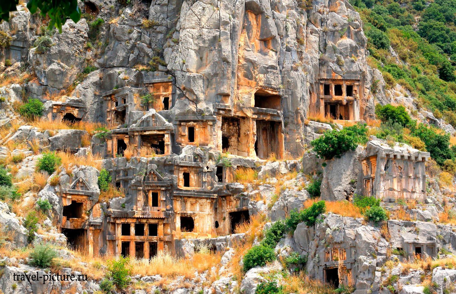 Что посмотреть в Турции из истории