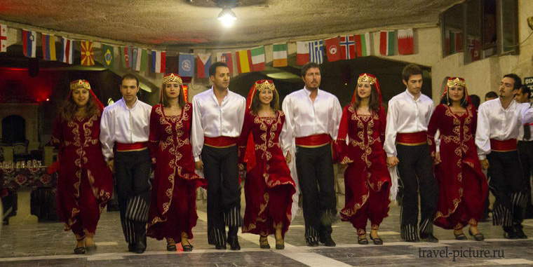 экскурсия на турецкую ночь