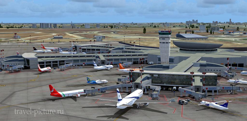 аэропорт Бэн Гурион