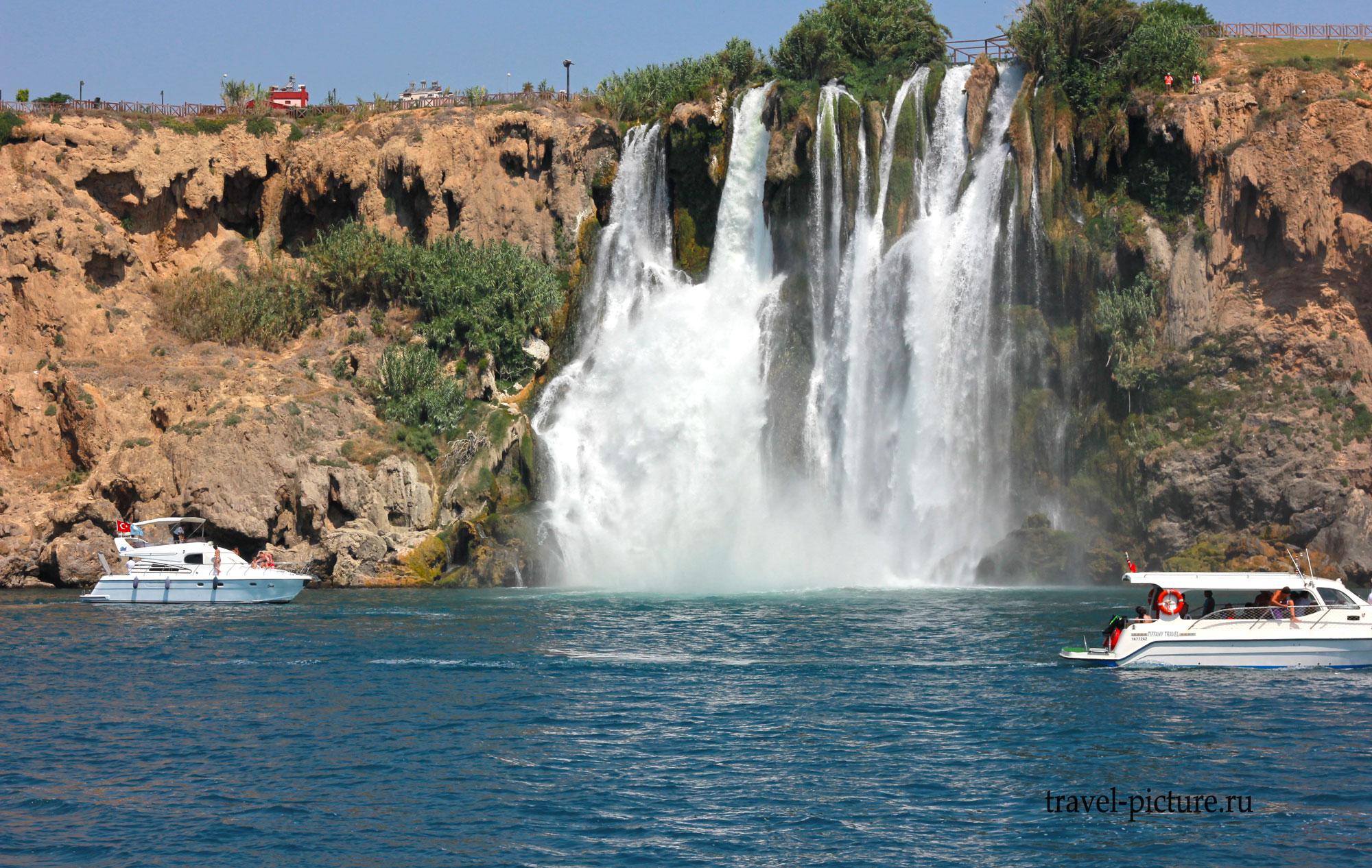 Что посмотреть в Турции из водопадов