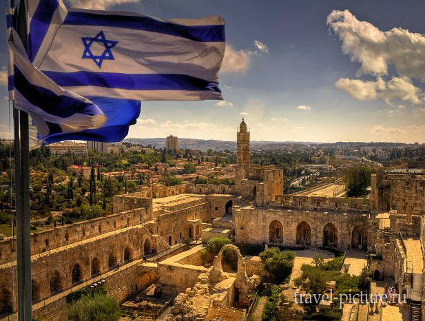путешествие в израиль город тель авив