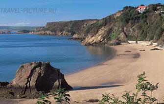 пляж Европы