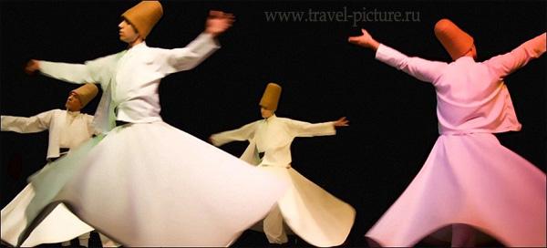 турецкая ночь и ее сказочное представление