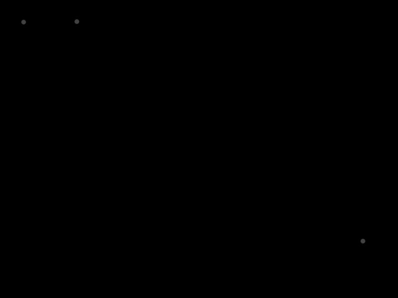 битые пиксели на черном фоне