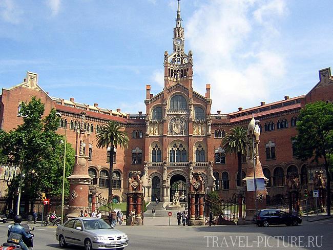 все достопримечательности Барселоны