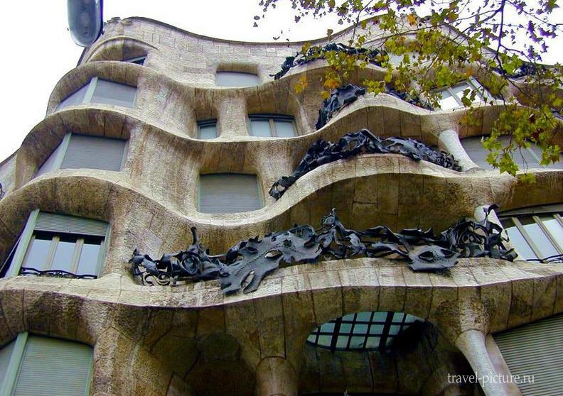 Что посмотреть в Барселоне из архитектуры