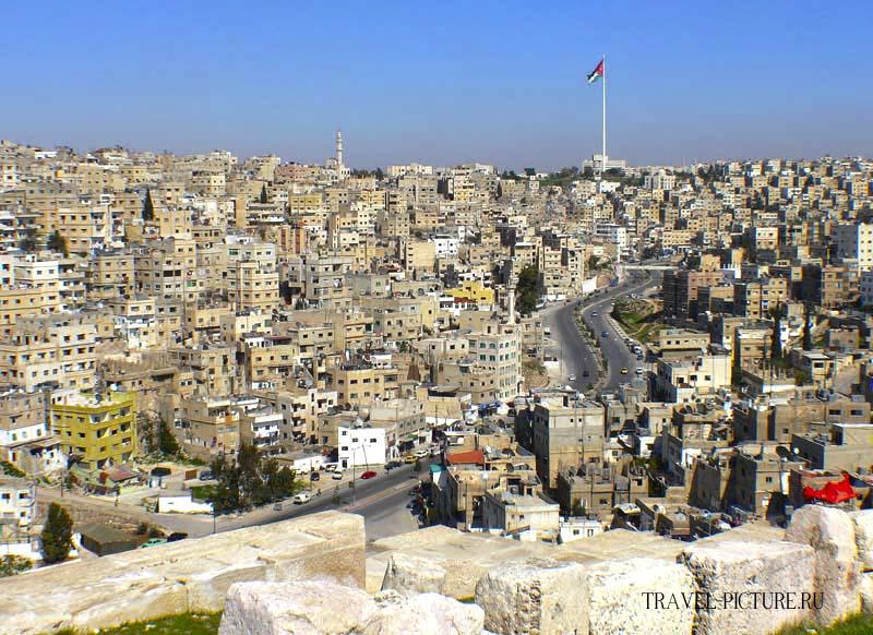 отдых в иордании и город амман