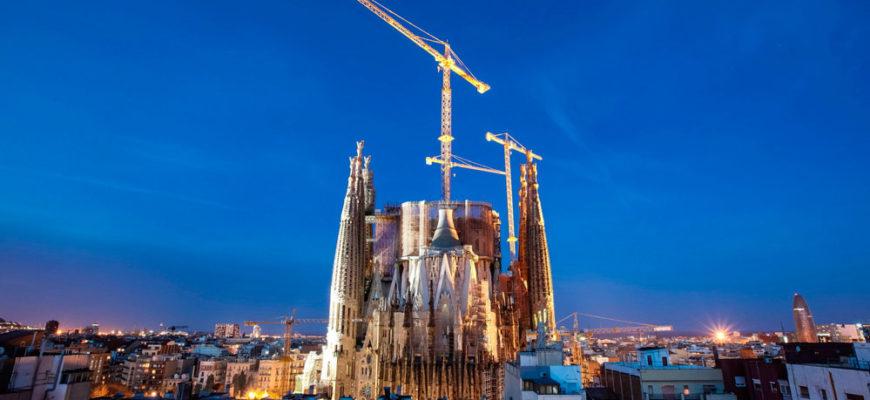 Архитектурный город Барселона, все экскурсии в Барселоне своими глазами