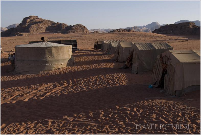 Лунная пустыня Вади Рам