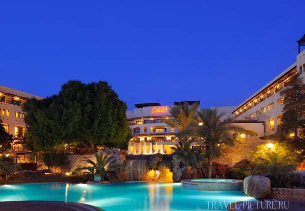 В каком отеле Иордании забронировать номер