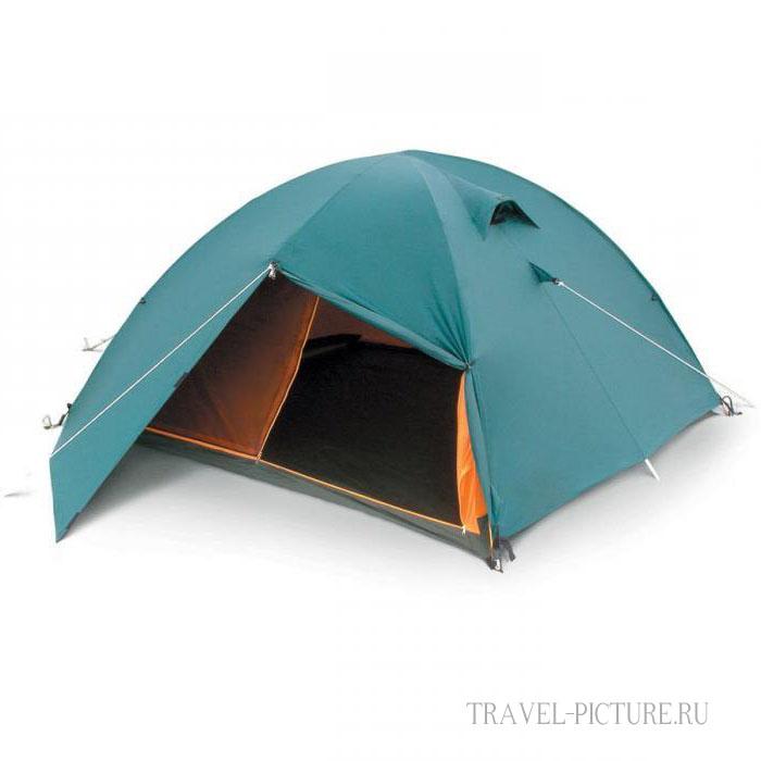 материал палатки