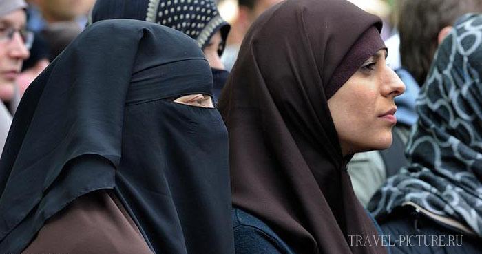 хиджаб в иордании