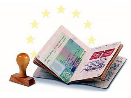 как получить шенгенскую визу через интернет