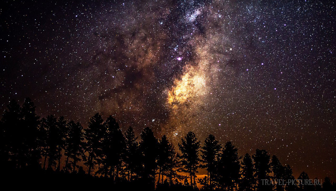 Небо зимнее фото