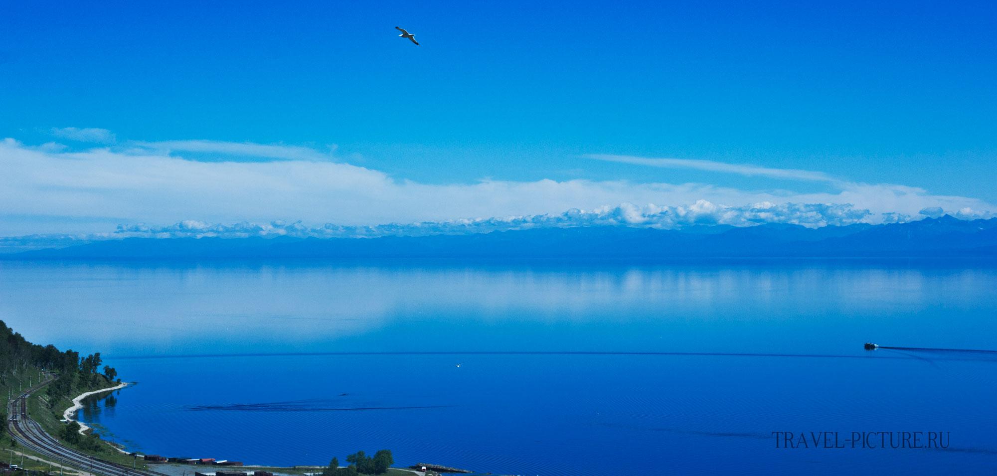 красивое фото Байкала