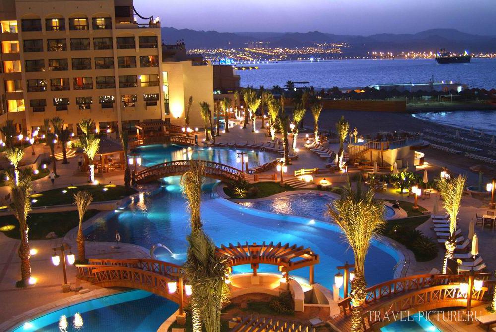 Какой отель в Иордании забронировать возле красного моря