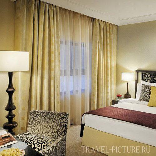 номер в отеле Movenpick Resort Petra 5*