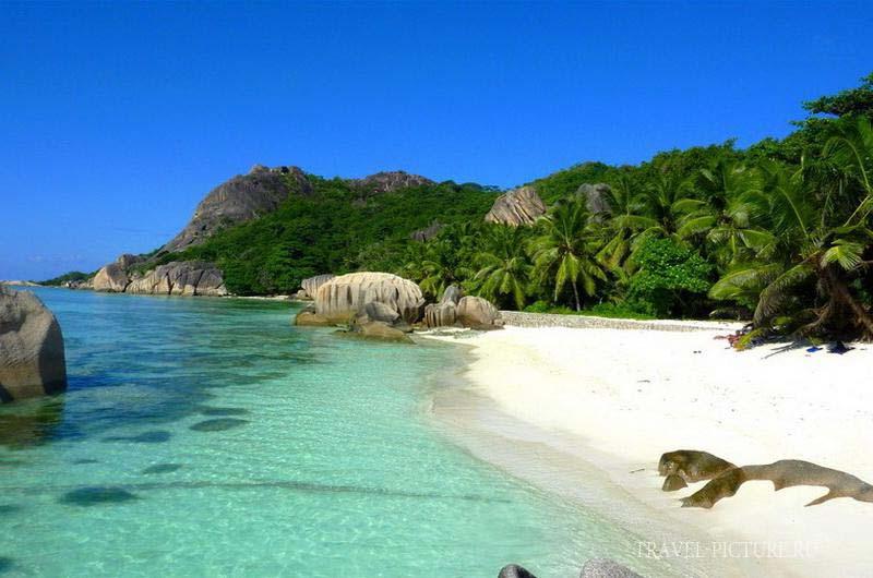 самых красивых пляжей мира