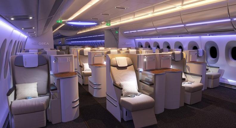 Новинка от Airbus! Mодель Airbus A350XWB уже выпущена