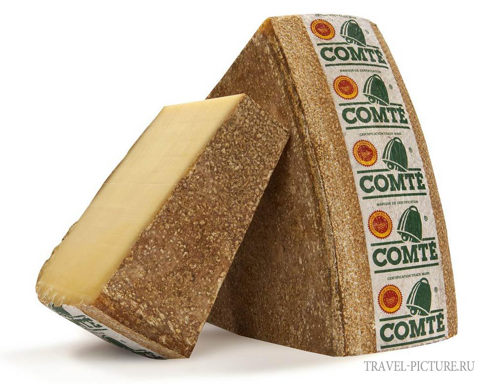 виды сыров Франции
