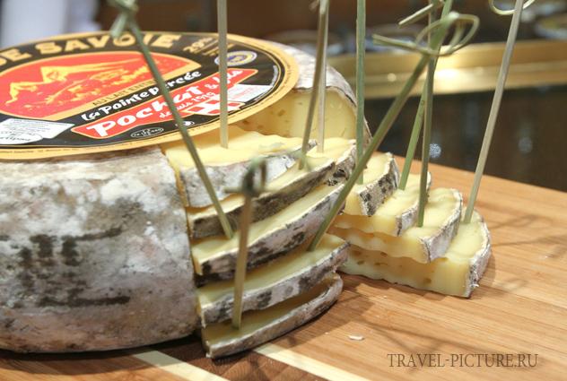 сорта сыров франции