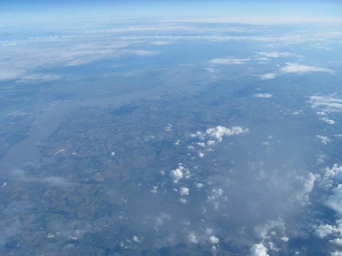 фотографируем землю из космоса