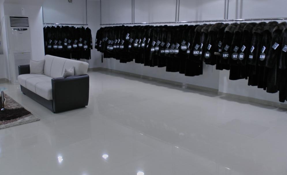 торговый центр Эдика в Греции