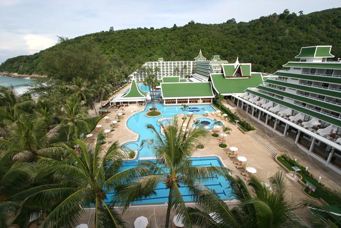 отель Le Meridien Phuket 5