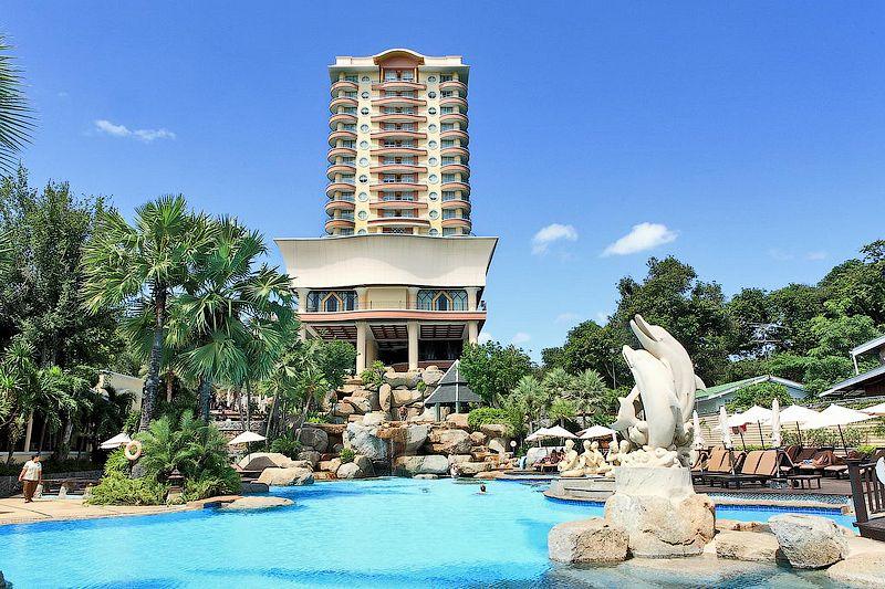 отдых в отелях Паттайи