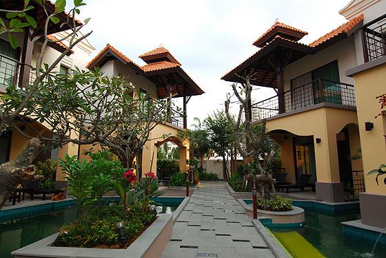 Самые лучшие отели Паттайи