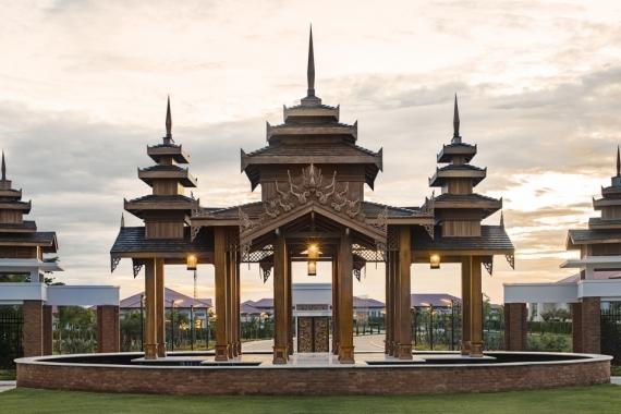В Мьянме открылся Hotel Nay Pyi Taw от группы отелей Kempinski