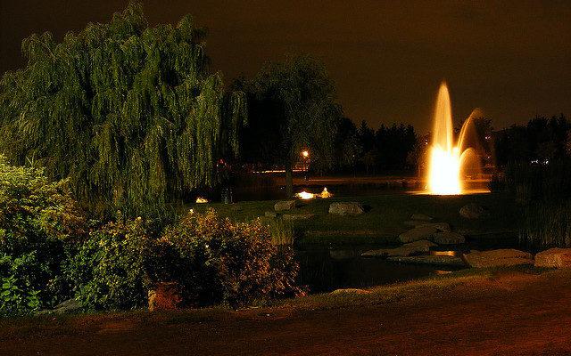 Как фотографировать ночью, делаем фотографии ночного города