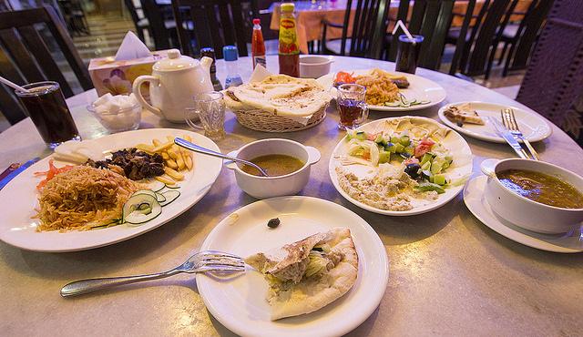 лучший туристический ресторан России по мнению путешественников!