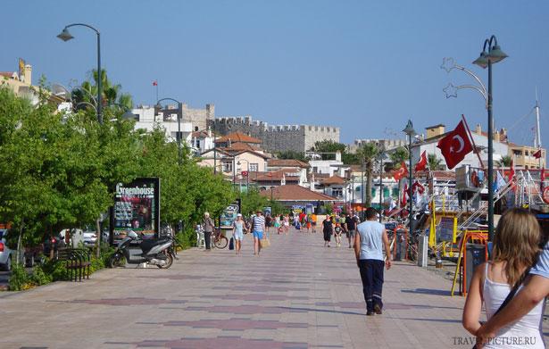 лучший отдых в Мармарис Турция