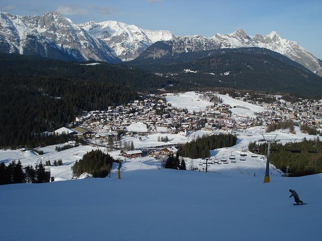 Цены на горнолыжном курорте Зеефельд
