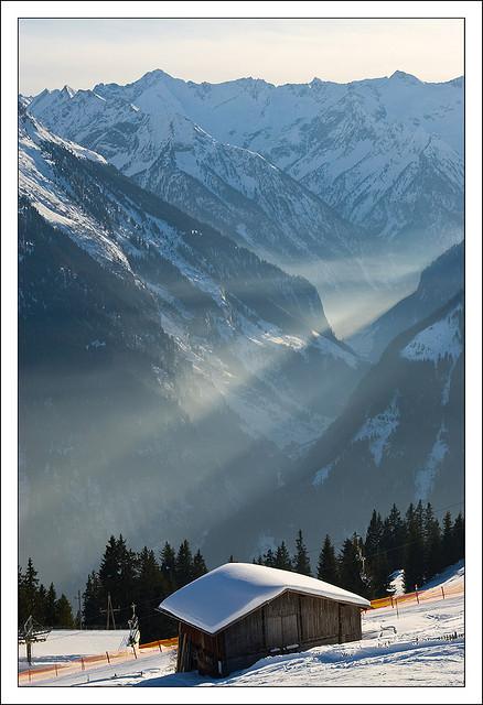 Цены на горнолыжном курорте Майрхофен