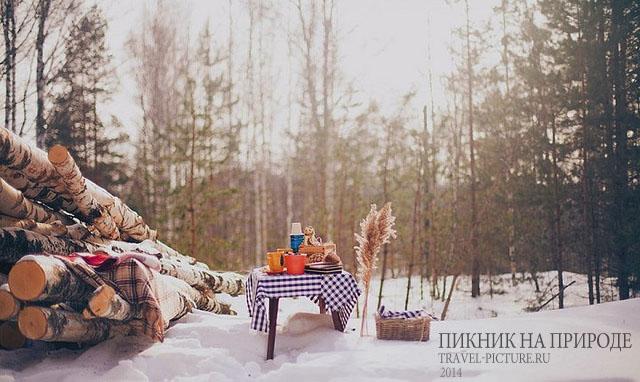Пикник на природе, или какой набор для пикника брать на отдых
