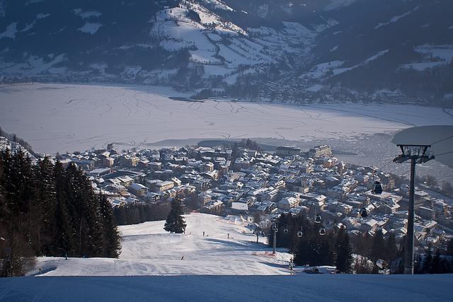 Горнолыжные курорты Австрии цены