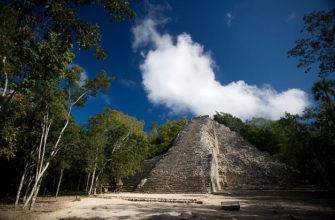 Экскурсии по древней культуре Майя, город Коба и Чичен-Ица
