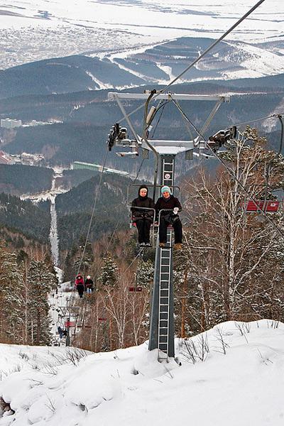 горнолыжный курорт россии белокуриха