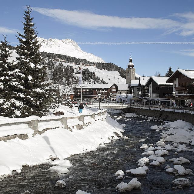 Цены на горнолыжном курорте Лех