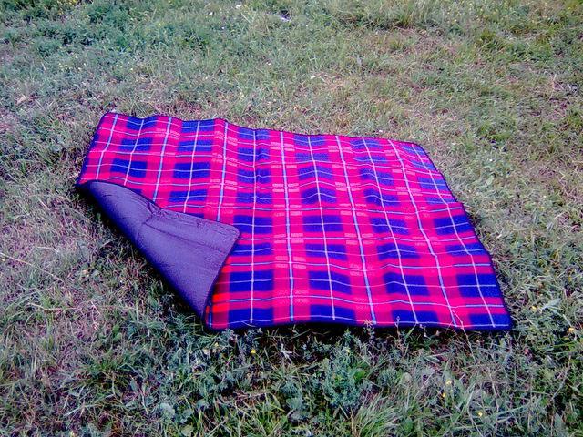 Плед для пикника - здоровье и отдых на природе превыше всего