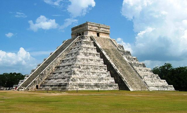 экскурсия в древний город майя Чичен Ица