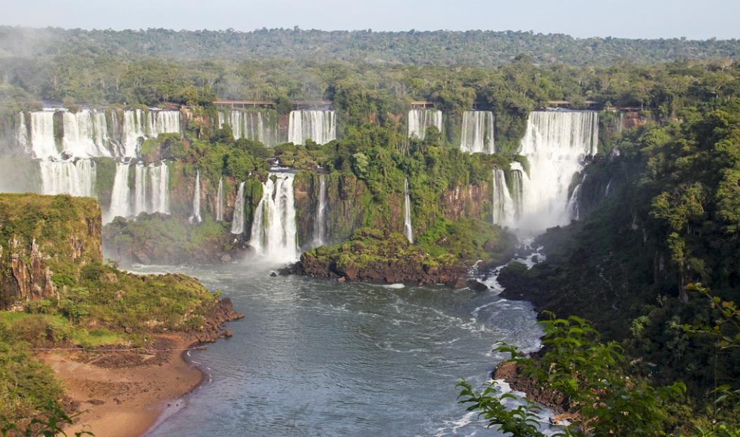 Новые туристические маршруты в Аргентине