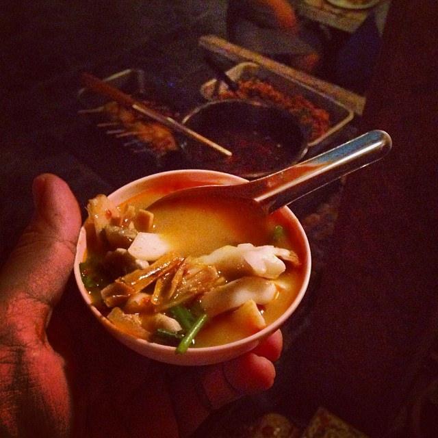 Настоящий тайский суп Том Ям Кунг в домашних условиях: подробный рецепт приготовления
