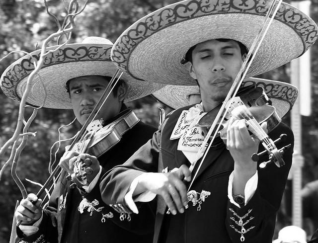 традиции мексиканцев