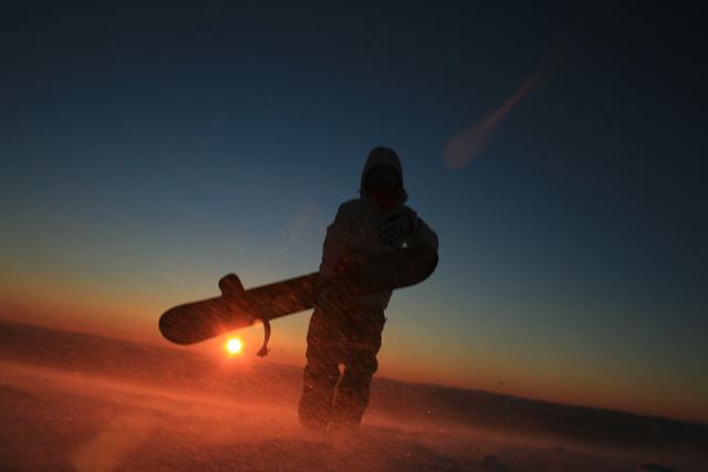 Подготовка сноуборда к сезону катания или как продлить срок службы доски